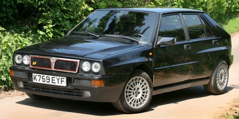 <p>Later in 2016 you'll be able to import one of the ultimate versions of the Lancia Delta Integrale, the Evoluzione. It was wider than the standard car and had an extra 10 horsepower, bringing the total up to 210.</p>