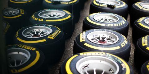 F1 Tires