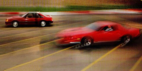 Drive Flashback: 1982 Chevrolet Camaro Z28 vs 1982 Ford