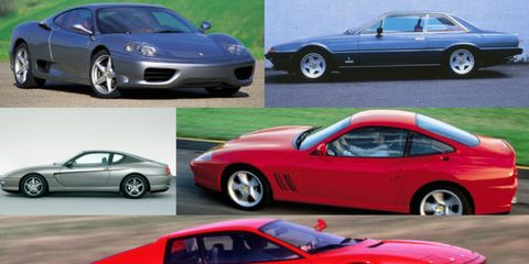 10 Classic Ferraris That Aren't Insanely Expensive Yet