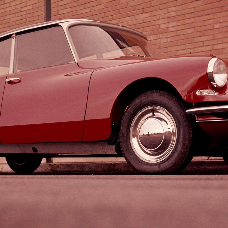 <p>The mighty Citroën DS is arguably one of the coolest cars ever made, regardless of performance. With its hydropneumatic suspension, disc brakes and sleek styling, Citroën shocked the world at this car's 1955 debut. More than just a car, the DS was a declaration of post-war France's capability. </p><p>The DS isn't about all-out speed, it's about cruising sublime comfort thanks to its pillow-like hydraulic suspension. It was styled to be aerodynamic: that it turned out to be so gorgeous is a bonus.</p>