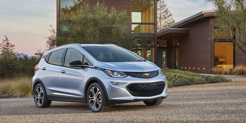 Chevy 0 60 >> Chevy Bolt 0 60 And Charging Time