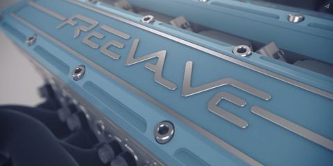 Look at How Koenigsegg's Wild Freevalve Engine Runs Without Camshafts