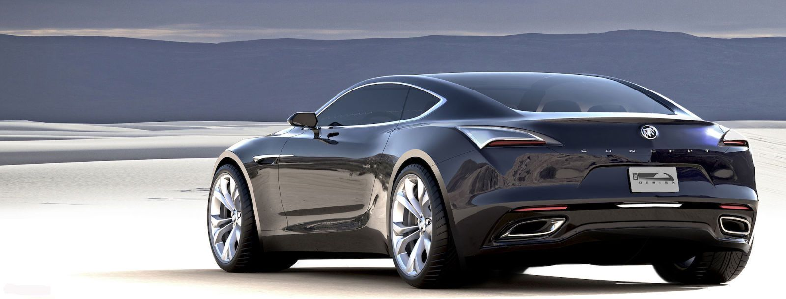 Buick concept coupe
