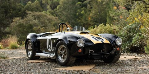 Shelby 427 Competition Cobra