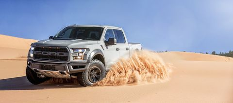 Here's the 2017 Ford F-150 Raptor SuperCrew You've Been Yearning For