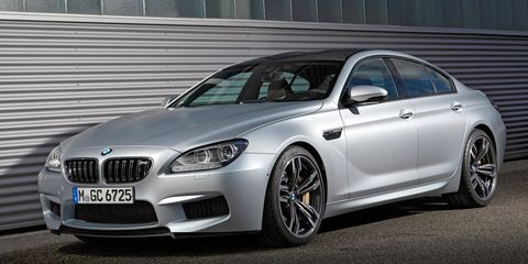 The sleekness of the M6 Gran Coupe alone should have a smartly-dressed and neatly-preened driver to match. BMW dropped the screaming V10 and went instead with a twin-turbocharged V8, which is a little more subtle but still powerful. You wouldn't want to draw too much attention to yourself as a villain, right?