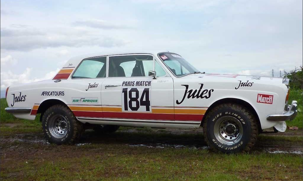 14 of the Most Unlikely Rally Cars