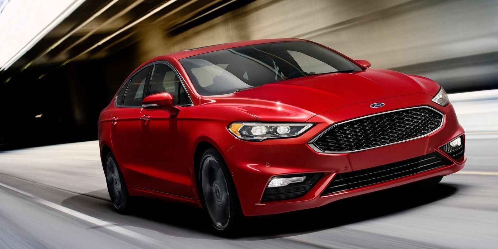 Ford ford fusion v6 : The Ford Fusion V6 Sport Packs 325-hp and All-Wheel Drive