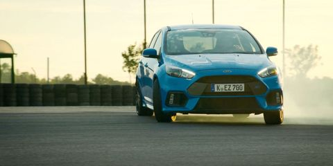 Ford Invented Focus Rs Drift Mode By Accident