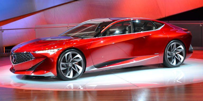 The Acura Precision Concept Is the Future of Acura