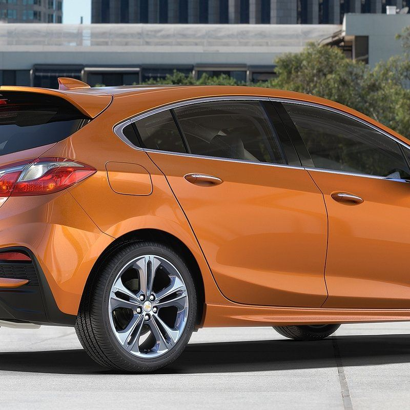 "<p>The Cruze, while a solid car, has never raised the pulse of car enthusiasts. Well, that was the case until Chevy showed off a handsome <a href=""http://www.roadandtrack.com/new-cars/news/a27819/2017-chevrolet-cruze-hatch-first-look/"">new hatchback version</a> at the Detroit Auto Show. Suddenly, a bowtie-wearing Focus ST fighter doesn't seem too farfetched. </p><p>A <a href=""http://www.roadandtrack.com/new-cars/future-cars/news/a27906/chevrolet-cruze-hatchback-hot-hatch/"">Chevrolet executive said</a> a high-performance version of the Cruze Hatchback is a possibility. It's a possibility we hope comes true because there can never be too many hot hatchbacks on the market.</p>"