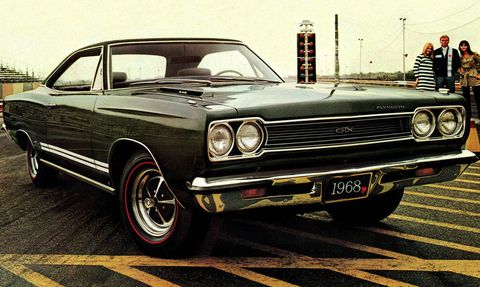 10 Unique Muscle Cars - Best Muscle Cars That Even Car Enthusiasts