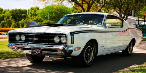"<p>Mercury doesn't spring to mind immediately when you think of muscle cars, but in 1969, it built a car that fit the muscle car template perfectly, the <a href=""http://www.hemmings.com/magazine/mus/2012/08/1969-Mercury-Cyclone-CJ/3715091.html"">Cyclone CJ</a>. With a 428 cubic inch Cobra Jet V8 under the hood, the Cyclone CJ could run the quarter mile in under 14 seconds.</p>"