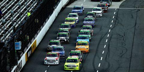 NASCAR Trucks
