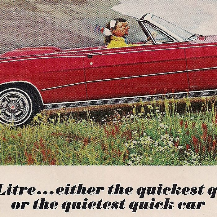 "<p>The big Ford Galaxie 500 wasn't the most exciting performance car offered by Ford in the mid-1960s, but the handful it equipped with the venerable 428 cubic inch V8 are pretty spectacular. The <a href=""http://www.hemmings.com/magazine/mus/2008/07/1966-Ford-Galaxie-500-7-Litre/1660515.html"">Galaxie 500 7-Litre</a> was Ford's best highway cruiser with 345 horsepower on tap.</p><p>Jay Leno <a href=""http://www.popularmechanics.com/cars/a4676/4330481/"">owns one too</a>, so you know its cool.</p>"