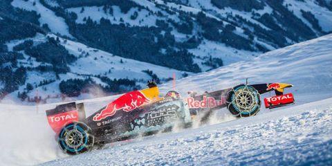 Snow, Winter, Racing, Motorsport, Auto racing, Race car, Formula libre, Glacial landform, Ice racing, Winter sport,