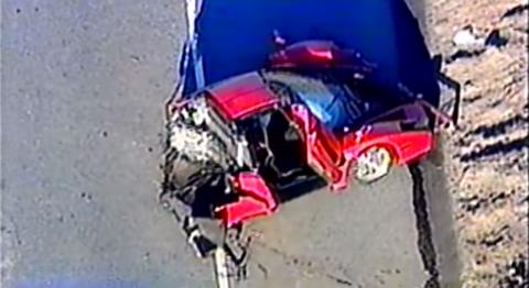 Ferrari Enzo - Crashed and Rebuilt Enzo Sold - Road & Track