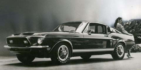 Seven Boring Cars That Are Quicker Than A 1967 Ford Mustang Shelby GT500