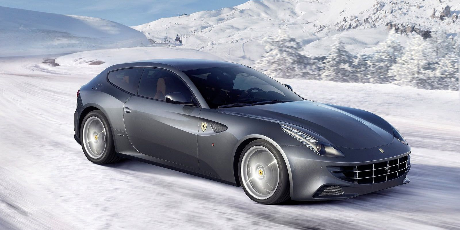 Ferrari Is About To Update The All Wheel Drive Ff