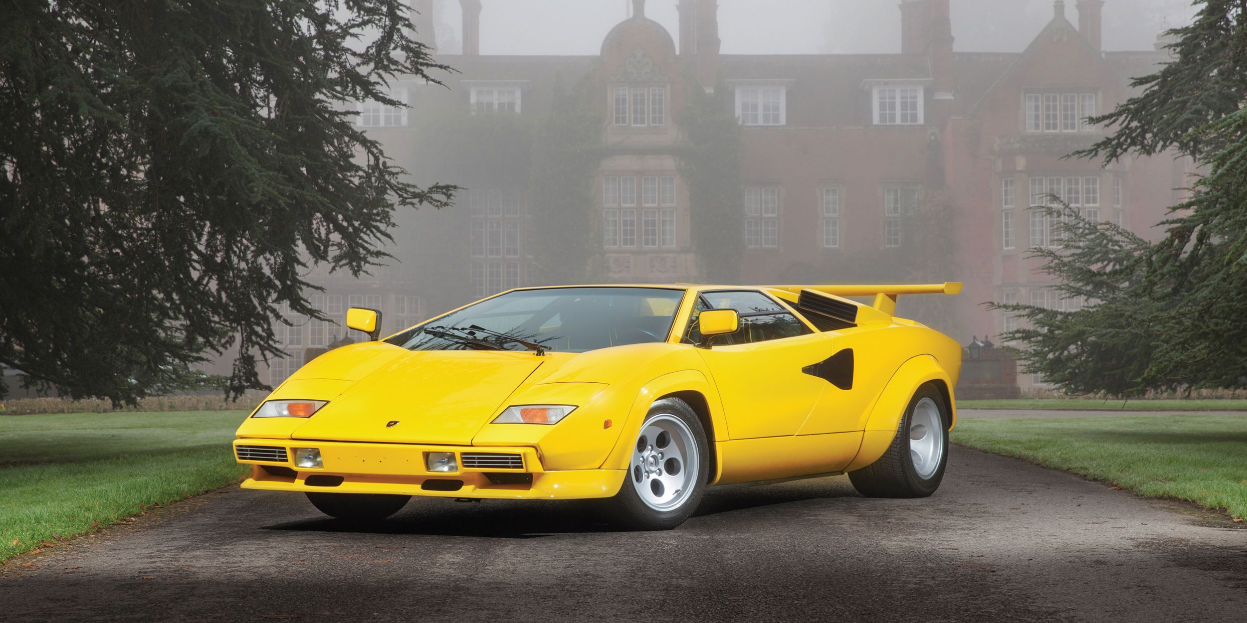 Lamborghini Countach For Sale Road Track
