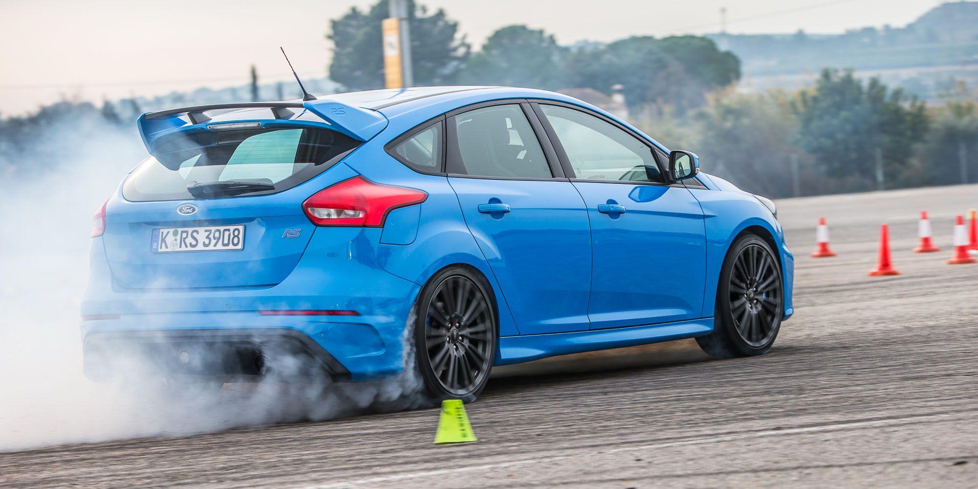 & 2017 Ford Focus RS - First Drive markmcfarlin.com