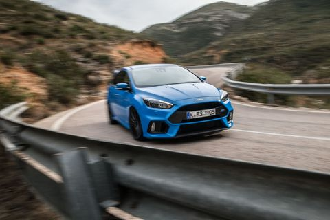 2017 Ford Focus RS - First Drive