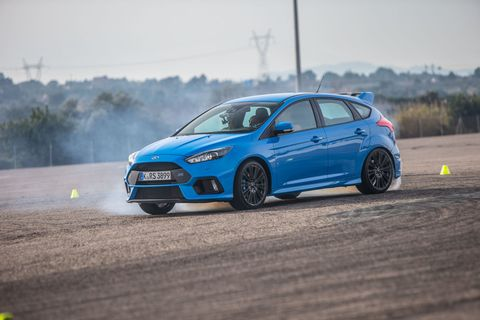 What Tuners Need to Know About the 2017 Ford Focus RS Road