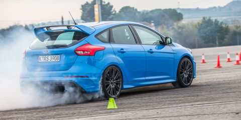 2017 Ford Focus Rs First Drive
