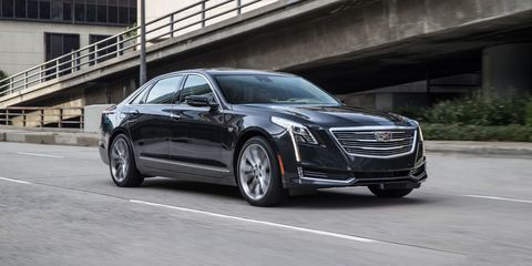 The 2017 Cadillac Ct6 Doesn T Want To Be A Bmw