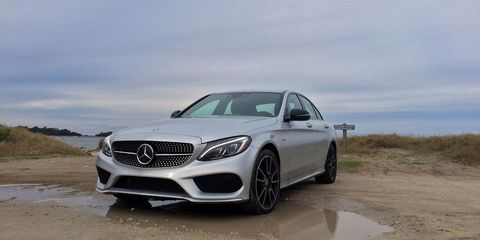 Does the Mercedes-Benz C450 AMG Live Up to the Badge?