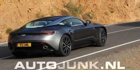 Aston Marting DB11