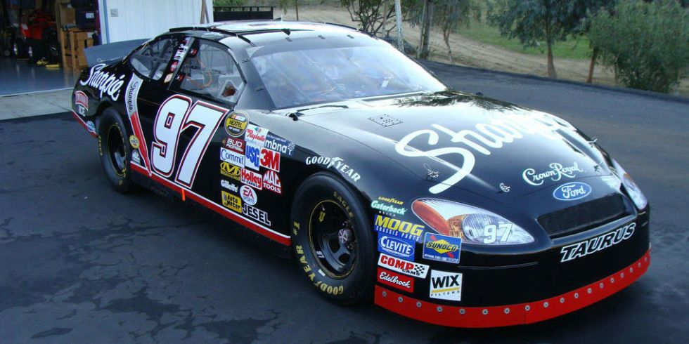 You Can Buy a Real NASCAR Race Car for Less Than $30,000
