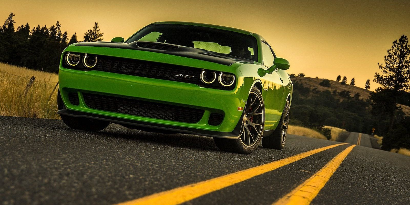 When the second cheapest car on the list is the most powerful, you've got a heck of a deal on your hands. Dodge took the muscle car game to the next level with the 707-hp Challenger and Charger Hellcat.