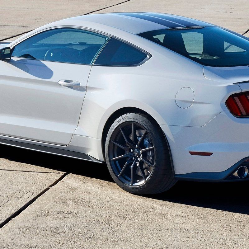"""<p>The brilliant new Shelby GT350 is arguably the performance bargain of the century. It can embarrass thoroughbread sports cars that cost way more. Even a loaded <a href=""""http://www.roadandtrack.com/car-culture/a26865/shelby-mustang-gt350r-first-drive/"""">GT350R</a> at $65,195 is reasonable.</p><p>Just avoid dealer markups on early production examples.</p>"""