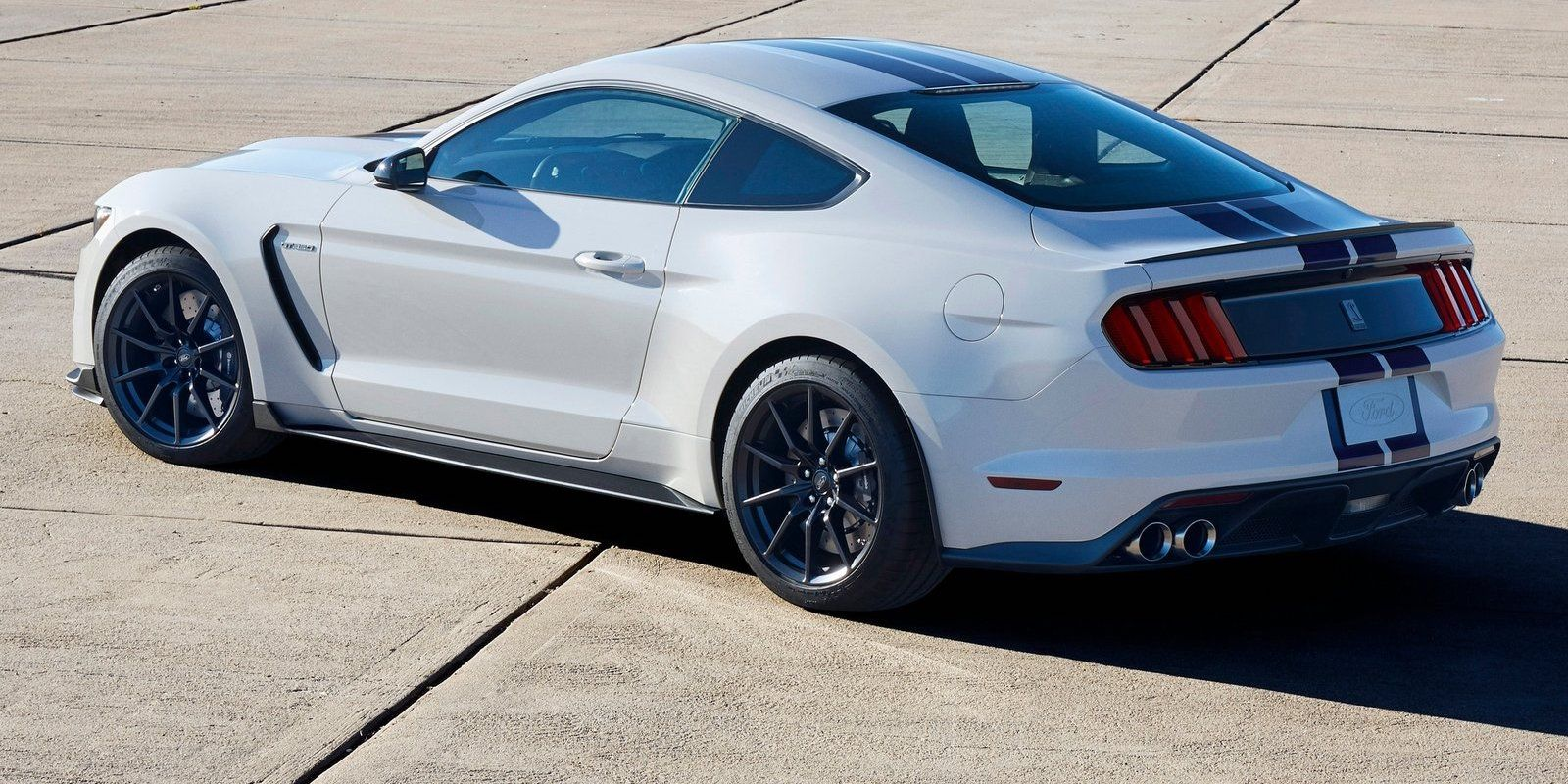 The brilliant new Shelby GT350 is arguably the performance bargain of the century. It can embarrass thoroughbread sports cars that cost way more. Even a loaded GT350R at $65,195 is reasonable.