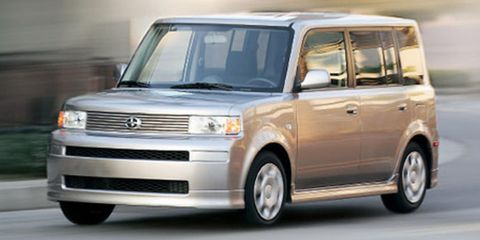scion s only memorable product was the first car it made