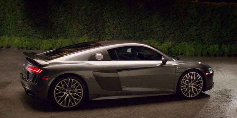 Audi Superbowl Commercial Road Track - Audi car range 2016