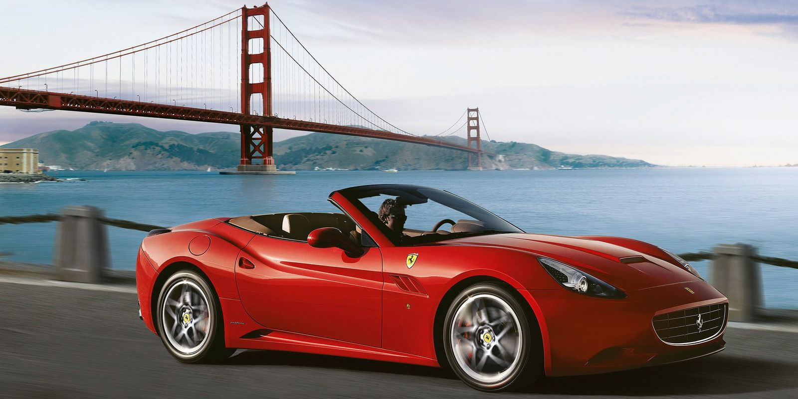 A Ferrari California With A Manual Transmission Just Sold For 435 000