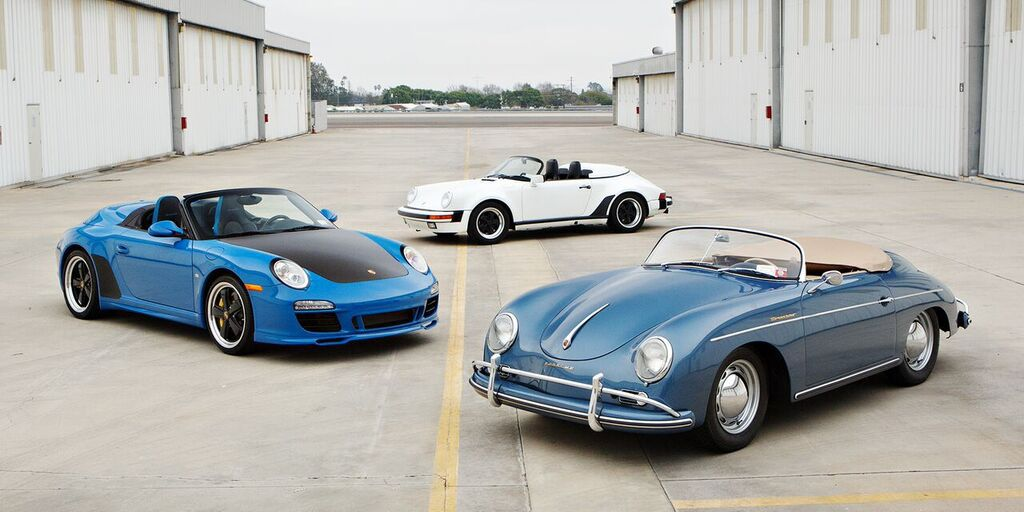 16 Amazing Porsches Jerry Seinfeld Sold At An Auction Seinfeld S Car Collection