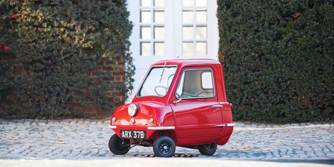 If You've Ever Wanted a Peel P50, You'll Soon Have a Chance