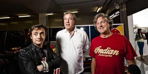 There Was a Secret Pilot for Top Gear USA Nobody Ever Saw