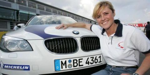 Sabine Schmitz May Not Be a Top Gear Host After All