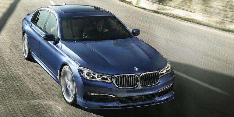 BMW Alpina B7 xDrive First Look - Road