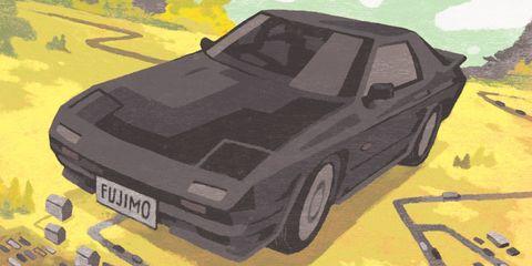 Automotive design, Automotive exterior, Car, Hood, Fender, Vehicle registration plate, Bumper, Paint, Auto part, Sports car,