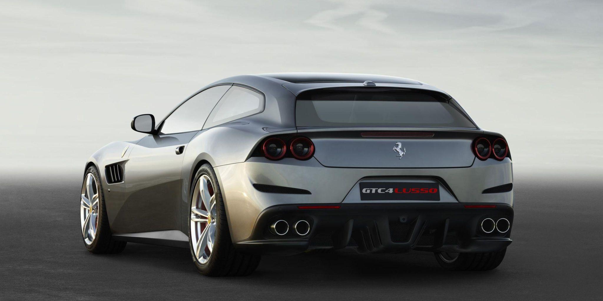 Ferrari ff 2016
