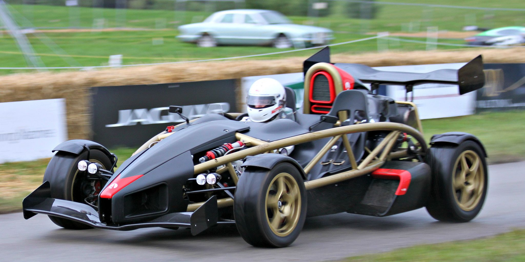 The Ariel Atom's V8 Is a Masterpiece