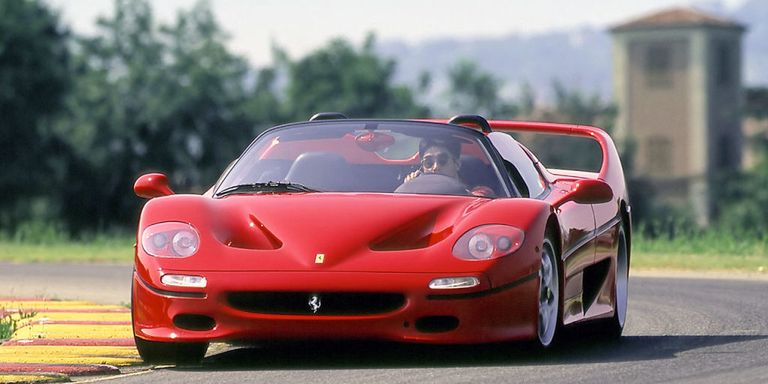 Nine Street Cars With Engines Originally Designed For Racing - Street cars