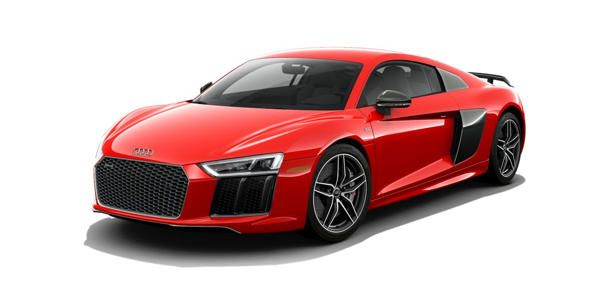 How Will You Order Your New Audi R8