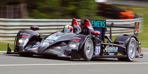 Level 5 Racing Le Mans